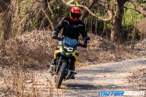 BMW F 750 GS Test Ride Review