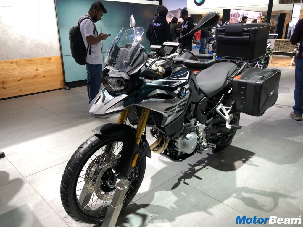 bmw f 750 gs & f 850 gs prices start from rs. 12.20 lakhs