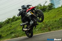 BMW G 310 GS Review Test Report