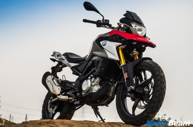 BMW G 310 GS Test Ride Report