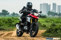 BMW G 310 GS Video Review