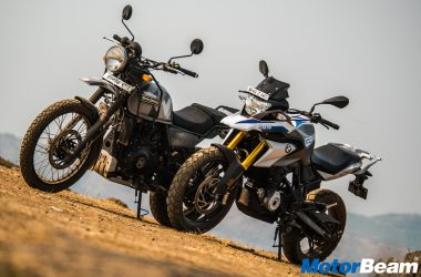 BMW G 310 GS vs Royal Enfield Himalayan Comparison Review
