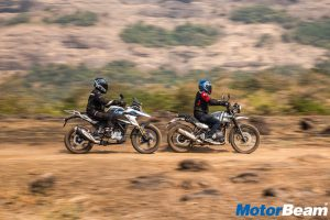 BMW G 310 GS vs Royal Enfield Himalayan Comparison Test