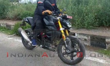 BMW G 310 R BS6 Spotted