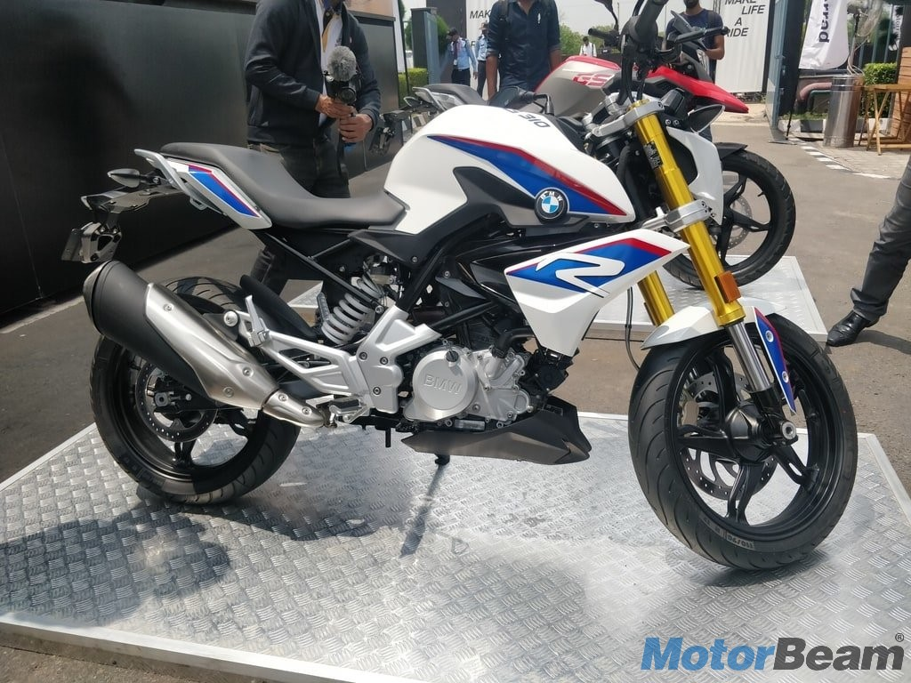 BMW G 310 R India Launch