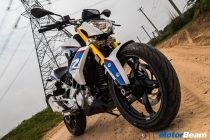 BMW G 310 R Review Test Report