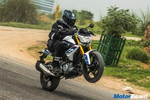 BMW G 310 R Test Ride Report