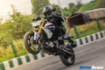 BMW G 310 R Video Review