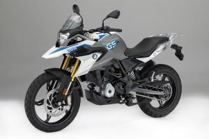 BMW G310 GS Revealed