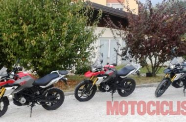 Uncamouflaged BMW G310 GS Endurance Bike Spied In Italy