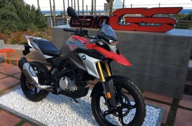 BMW G310GS Front