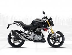 BMW G310R Black Review