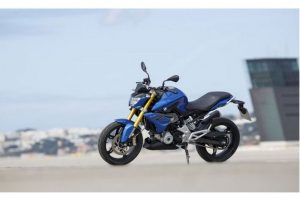 BMW G310R Blue Price