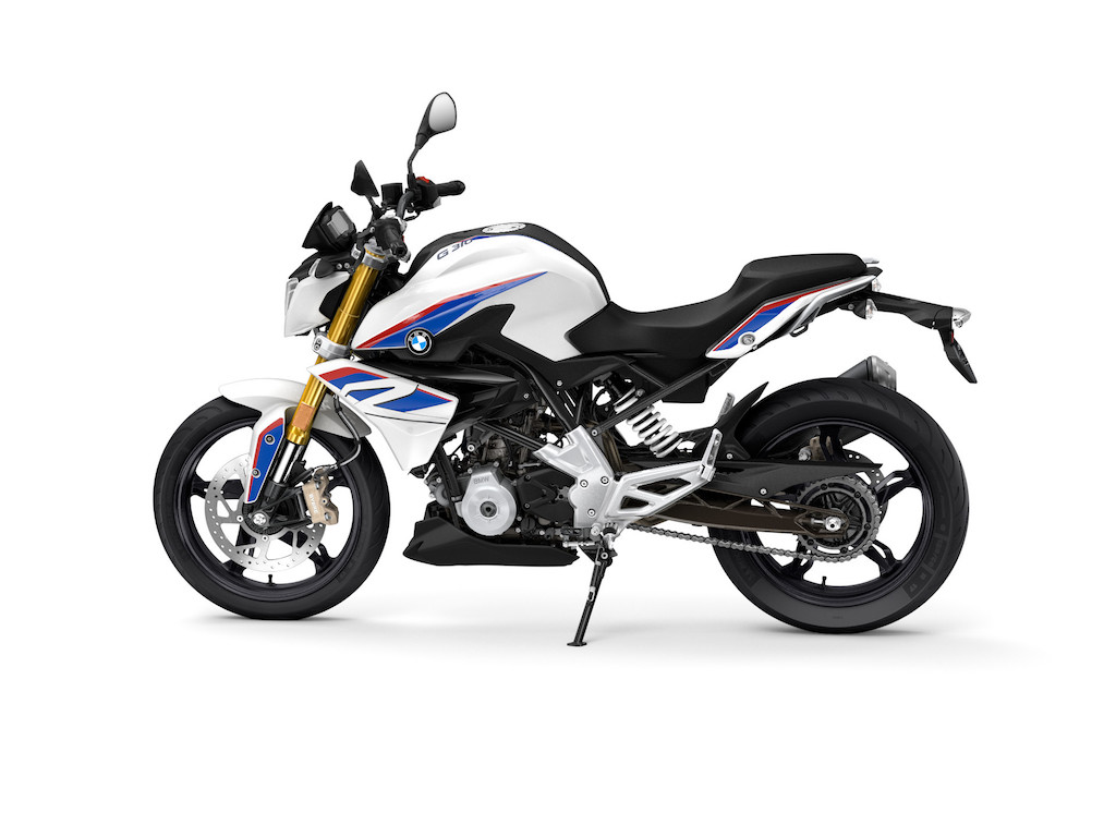 BMW G310R Studio Image Side