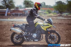 BMW GS Experience Off-Road Training
