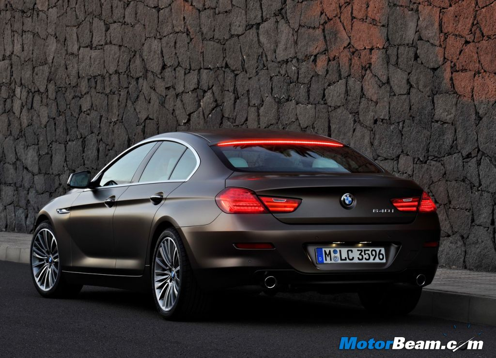 BMW Gran Coupe India