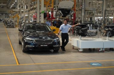 BMW Chennai Plant Celebrates 11th Anniversary, SKILL NEXT Launched
