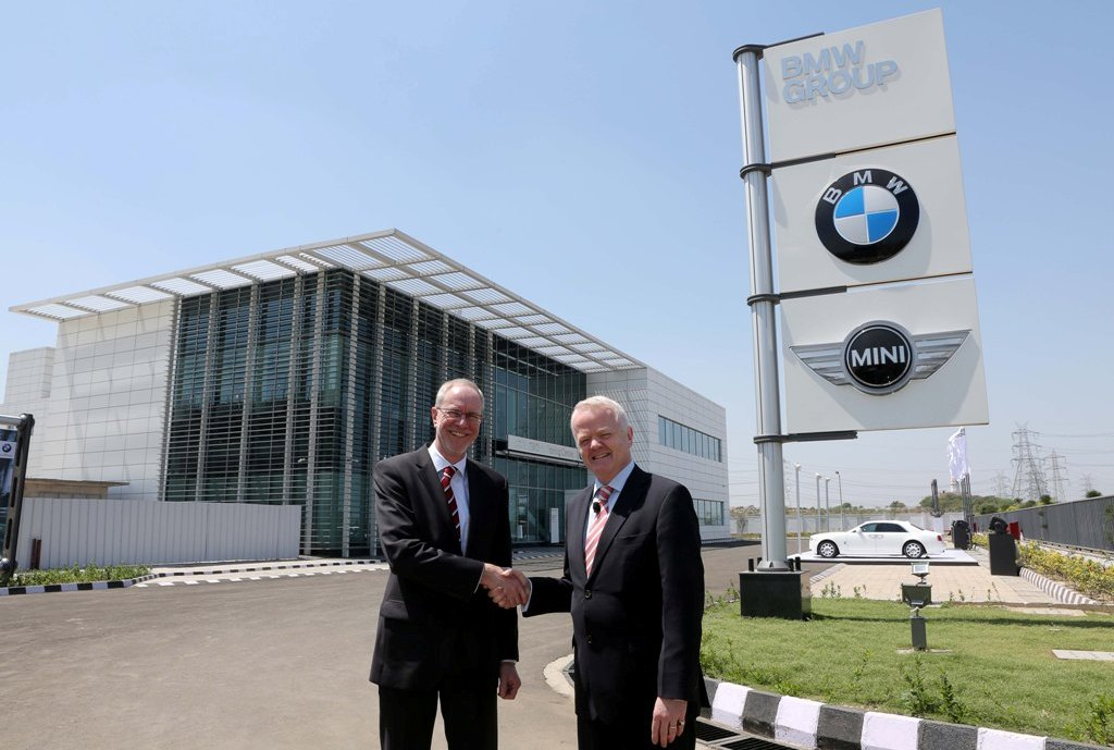 BMW Group Training Centre India