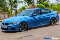 BMW M3 Test Drive Review
