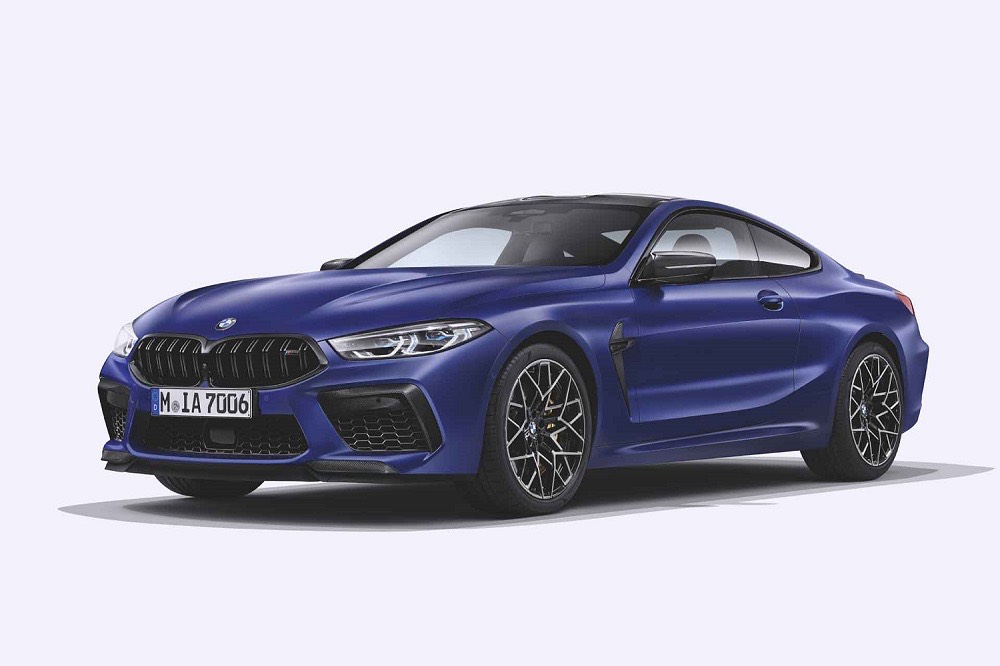 BMW M8 Coupe Price