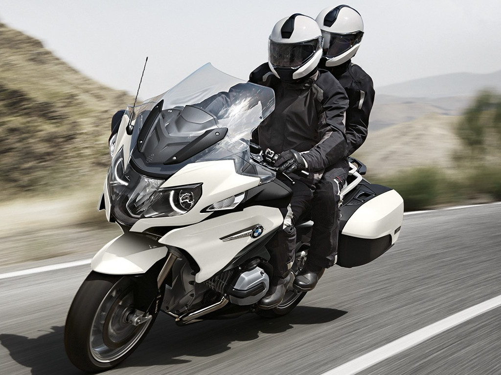 BMW R 1250 RT Launched