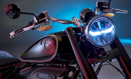 BMW R18 Headlamp