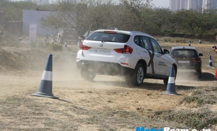 BMW X1 Off Road Event