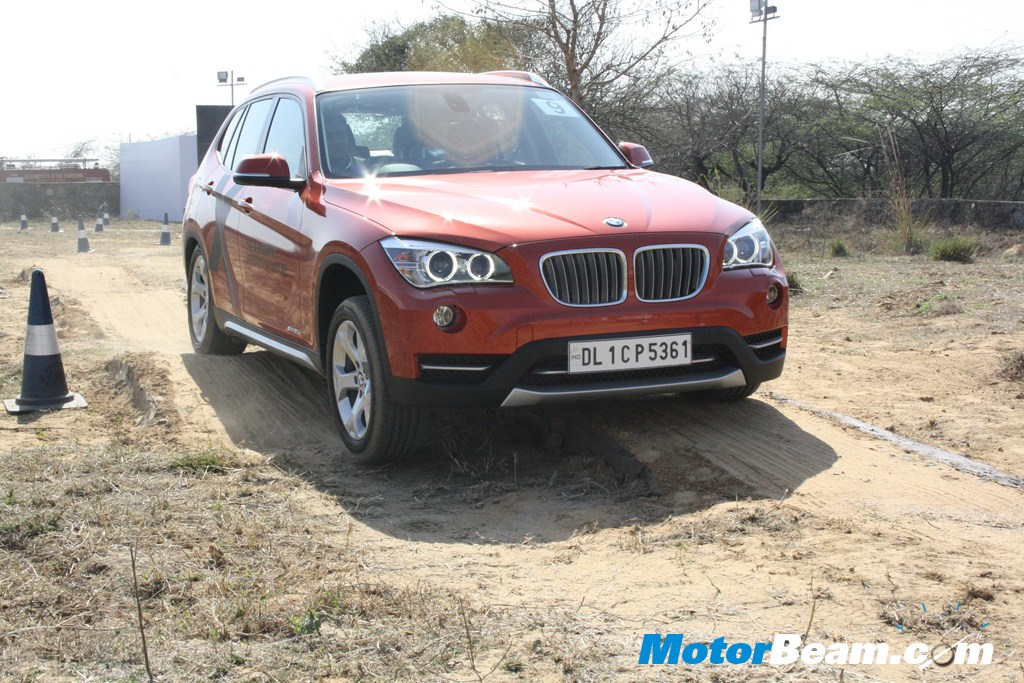 BMW X1 Off Road Patch