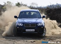 BMW X3 Road Test