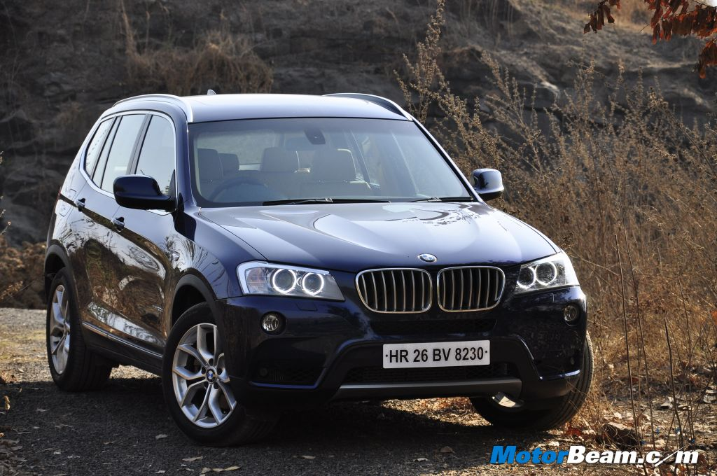 2013 Bmw X3 Test Drive Review