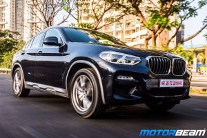 BMW X4 Review Test Drive