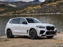 BMW X5 M Competition Price