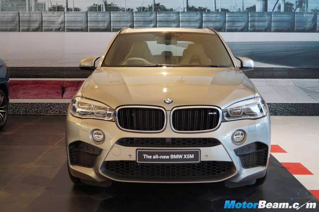 BMW X5 M India Launch