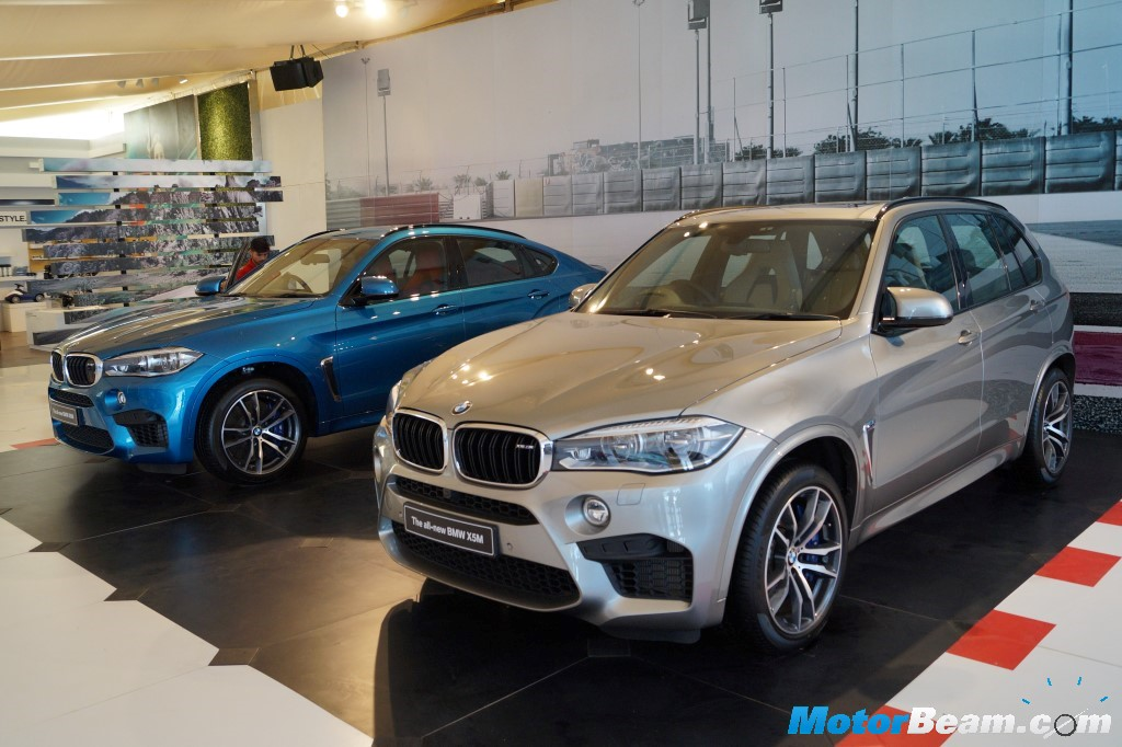 BMW X5 M X6 M India Launch