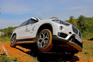 BMW X5 xDrive Experience Banking
