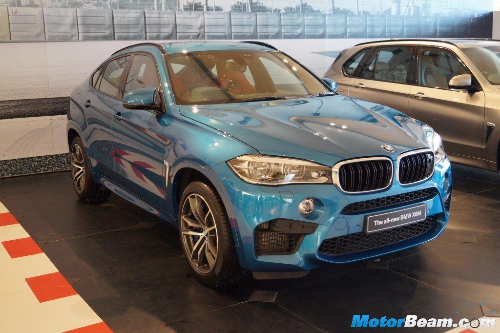 BMW X6 M India Launch