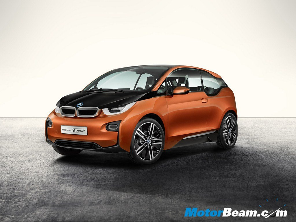 BMW i3 Coupe Concept Front