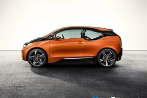 BMW i3 Coupe Concept Side