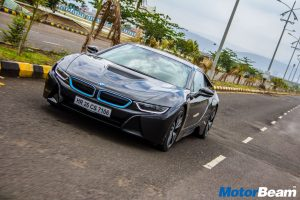 BMW i8 Review Test Drive