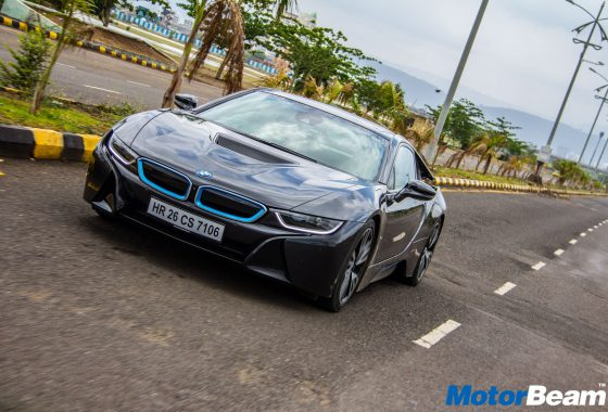 BMW i8 Test Drive Review
