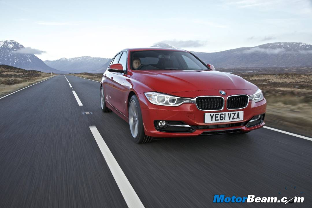 BMW 3-Series F30 Front