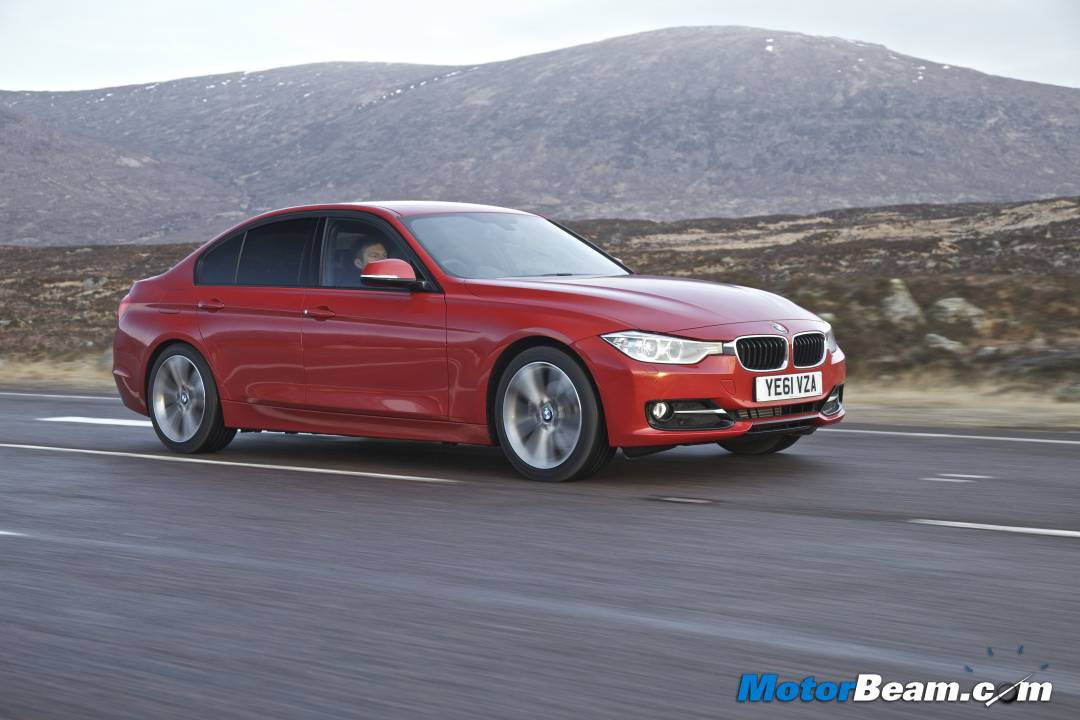 BMW 3-Series F30 Test Drive