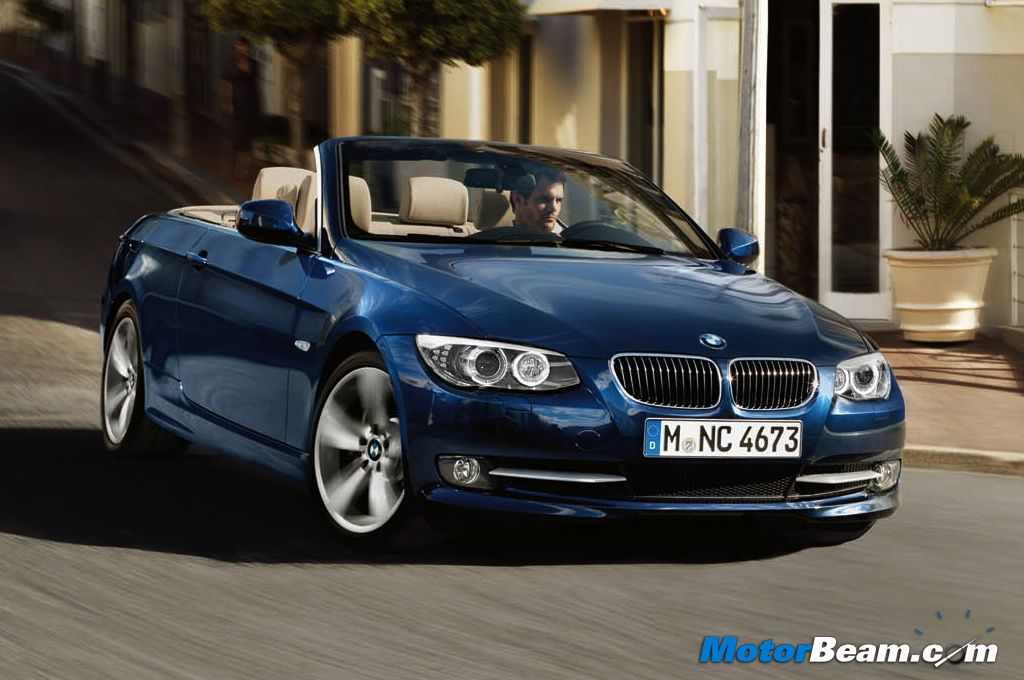 BMW 3 Series Convertible Launched In India