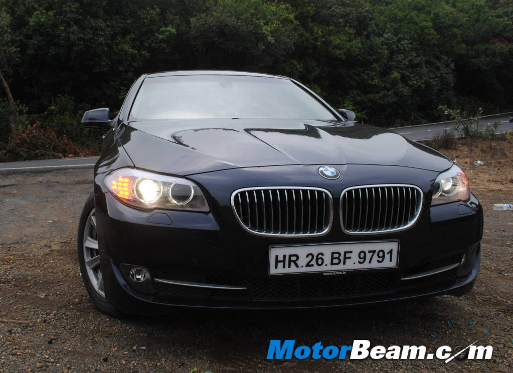 2011 BMW 520d Test Drive Review