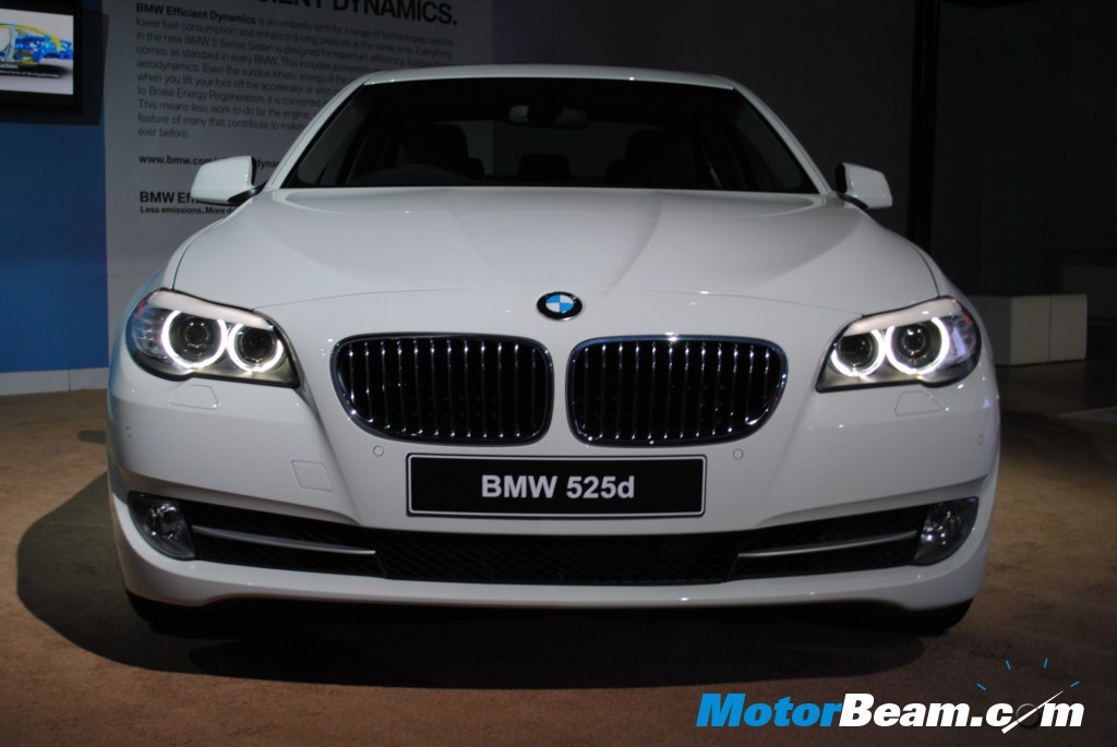 New Bmw 5 Series F10 Launched