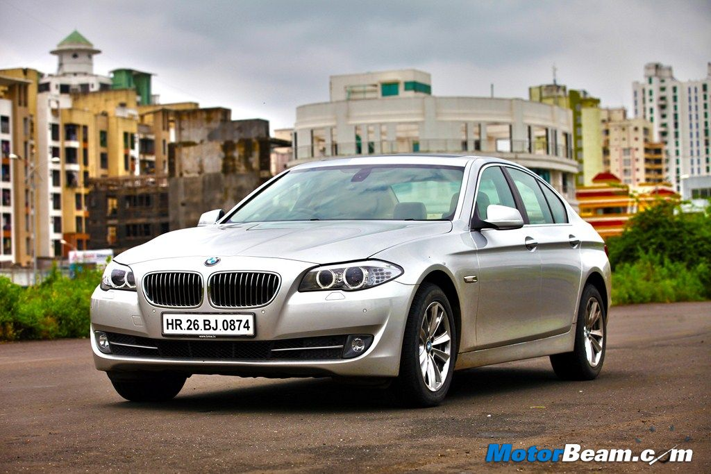 BMW 5-Series (530d) Test Drive Review