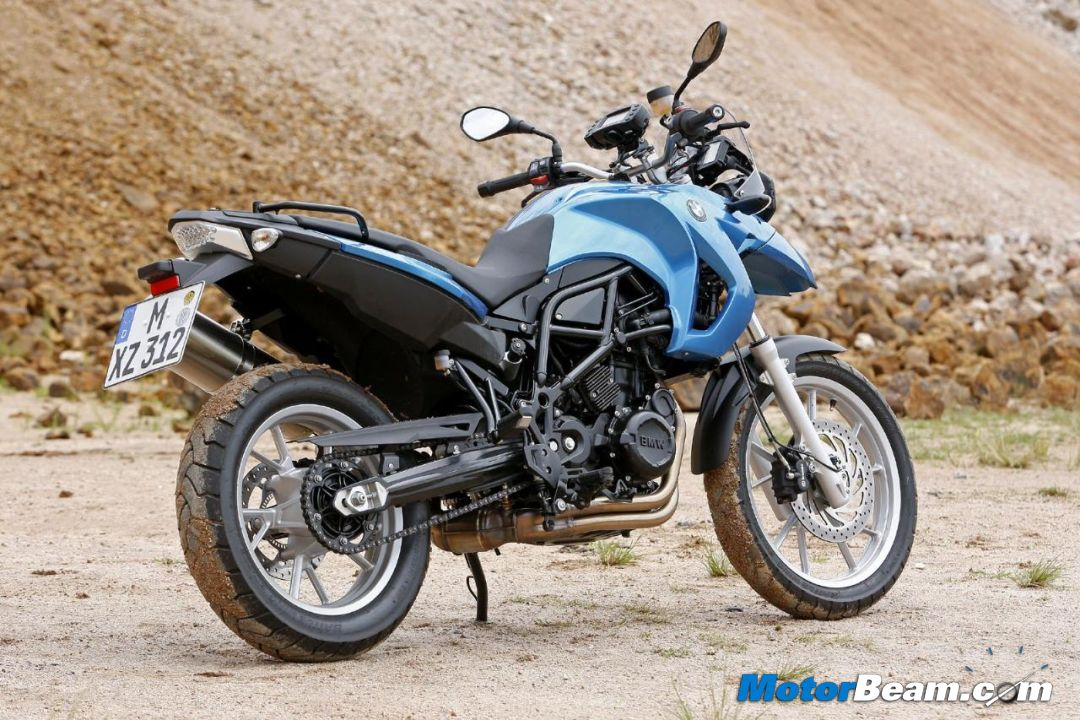 BMW F650 GS Wallpaper