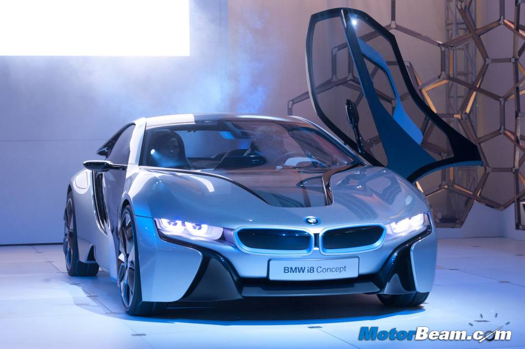 Bmw I8 Plug In Hybrid Specifications Pictures