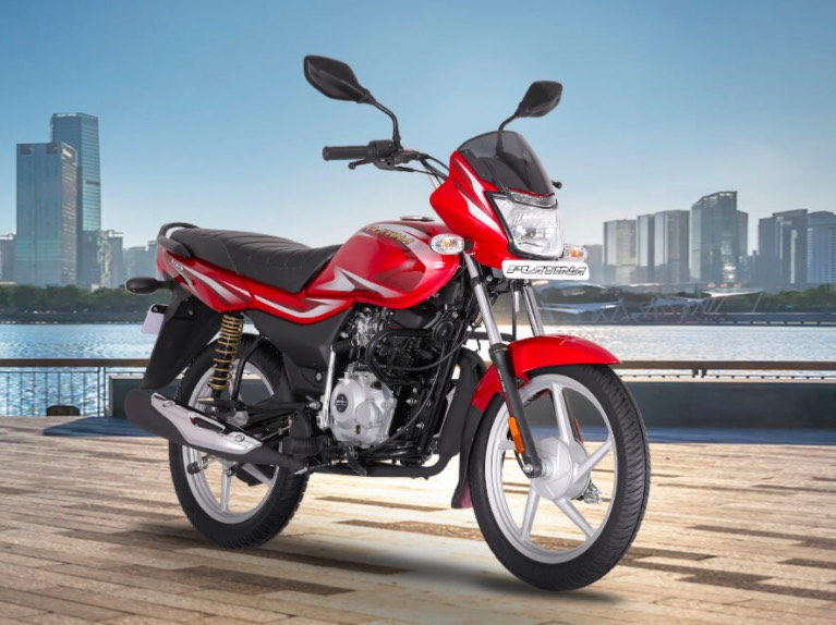 BS6 Bajaj Platina 100 Launched, Priced From Rs. 47,763/-