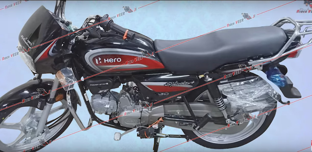 BS6 Hero Splendor